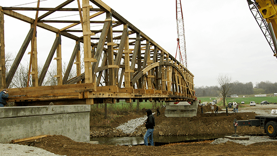 West and Central Indiana Bridge Project